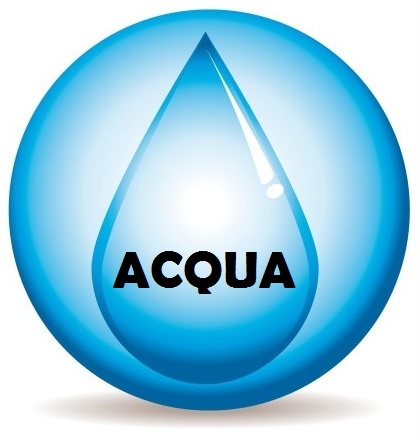 ricetta per la costituzione acqua